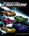 NFS Carbon Icon Pack 1