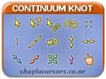 continuum knot