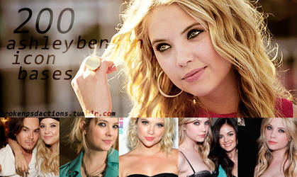 Icon Bases with Ashley Benson
