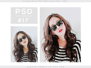 PSD COLORING 17