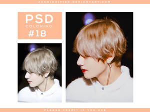 PSD COLORING 18