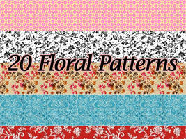 Floral Patterns :20: