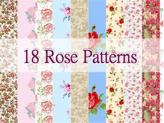 Rose Patterns :18: by Ziyaa