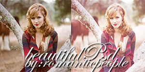 new psd by romanticpeople