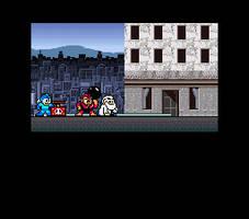 Mega Man Settles The Score... by AyumiSpender