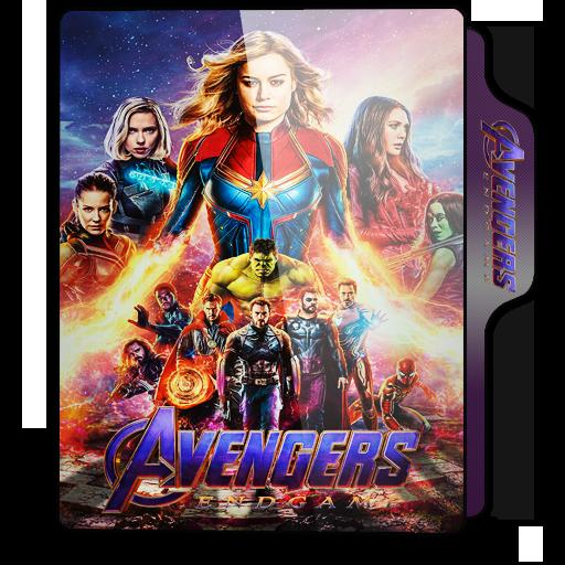 Avengers Endgame V4 Film Icon By Meyer69 On Deviantart