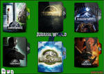 Jurassic World Collection Folders by Meyer69
