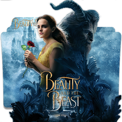 Beauty and the Beast Folder by Meyer69