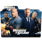 Fast and Furious Hobbs  Shaw Foldericon by Meyer69