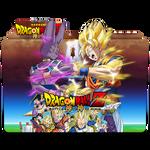 DragonBall Z Battle of The Gods Foldericon by Meyer69