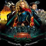 Captain Marvel Foldericon