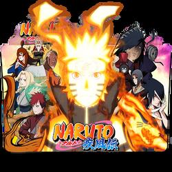 Naruto Shippuden Folder icon