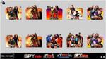 Spy Kids Folder icon pack by Meyer69