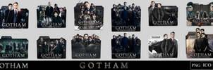 Gotham (2015-2019) Folder icon pack