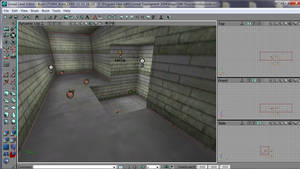 I made this map for Unreal Tournament 2014 by 3DShe