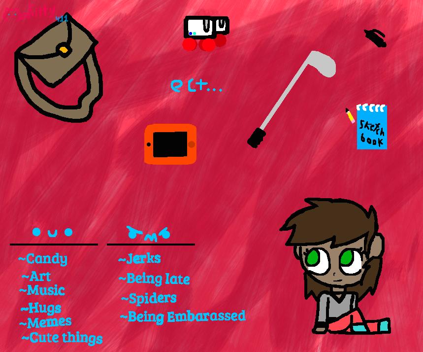 Meet The Artist by Kittythecat411