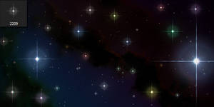 Realistic Stars Brush (Photoshop)