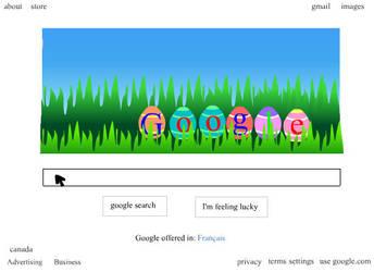 google doddle by chanitaxhu