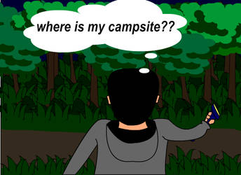 where is my campsite by chanitaxhu