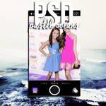 Pastel Oceans PSD - by Classydm