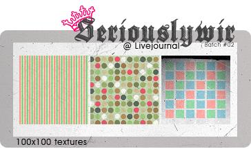 Seriouslywir - Icon Textures by seriouslywir