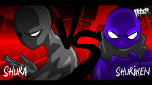 SHURA vs SHURIKEN (Soundline Challenge) by Murdockh
