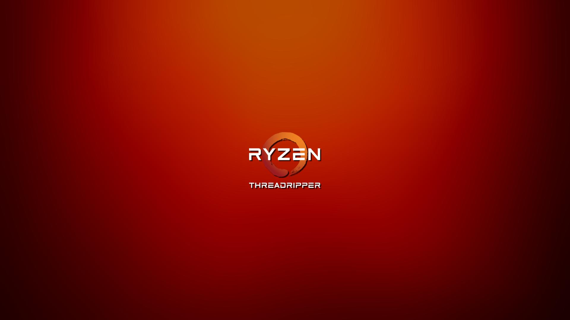 Ryzen Threadripper By Gamerenthusiast On Deviantart