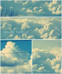 Clouds texture by Kaori669