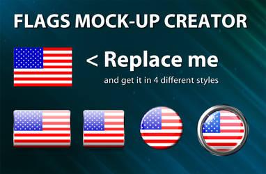 Flag creation kit by Sergey-Alekseev