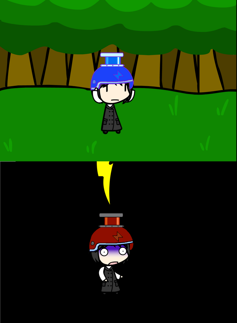 (Walfas/Prop) Electric Helmet by Godeung