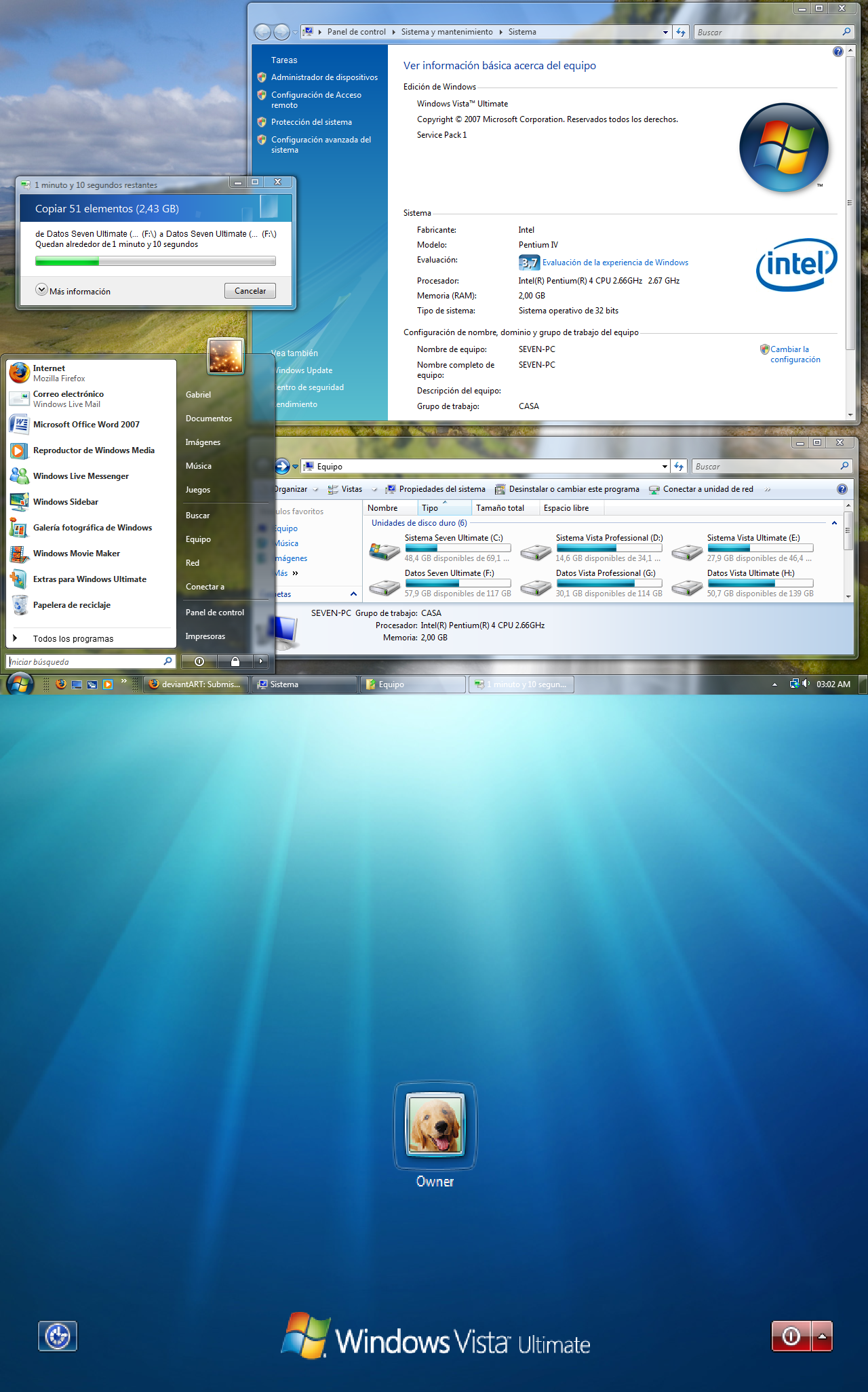 Transforma Vista en Windows 7