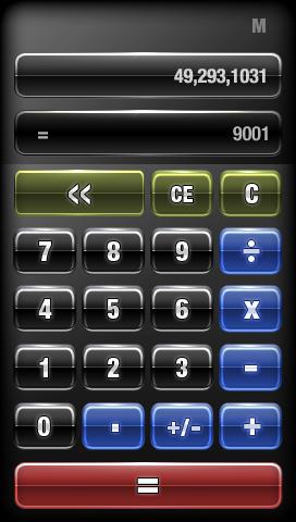 Calculator PSD by easydisplayname