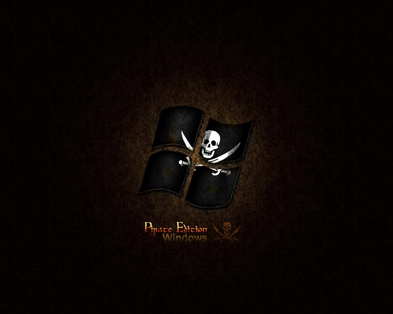 pirat wallpaper windows thema - photo #1