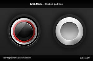 Knob Mash -- 2 .psd files by easydisplayname