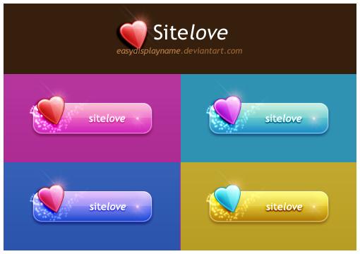 Sitelove Buttons
