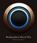 Radioactive Wood Orb