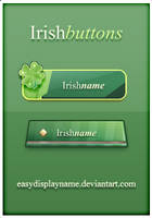 Irish Buttons by easydisplayname