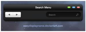 Search Menu