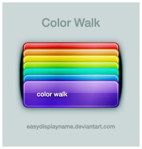Color Walk by easydisplayname