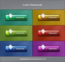 Color Diamonds by easydisplayname