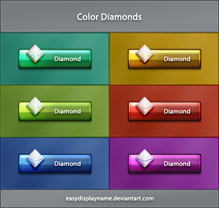 Color Diamonds by easydisplayname