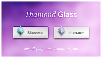 Diamond Glass by easydisplayname