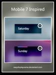 Mobile 7 Inspired