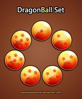 Dragon Ball Set