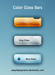 Color Glass Bars