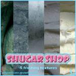 Shugar Shop Textures- Frosting