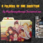 Folders One Direction