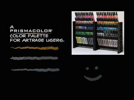 Prismacolor Colours - Artrage