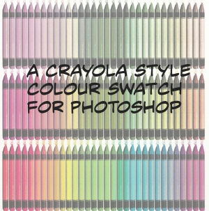 Crayola-style Swatch for PS by bolsterstone