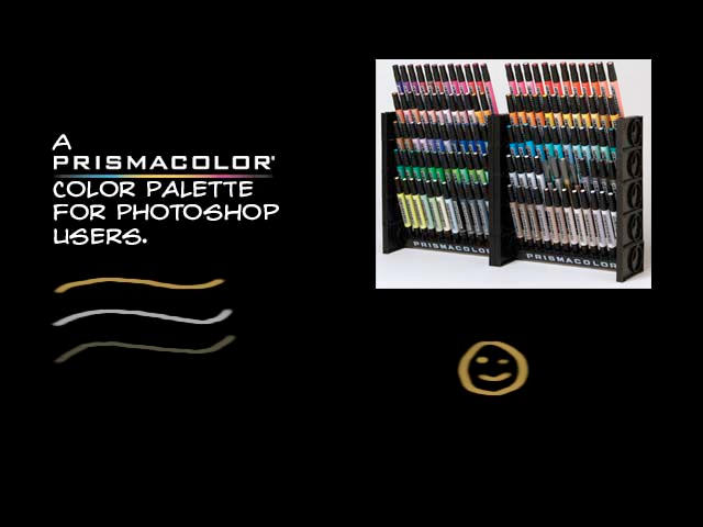 Prismacolor Photoshop Swatch by bolsterstone